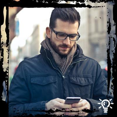App que envia mensagem automática no direct.