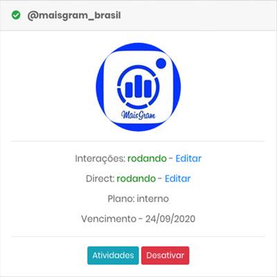 app que envia mensagem automática