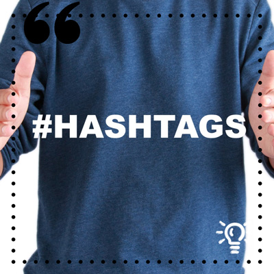 Hashtags no Instagram
