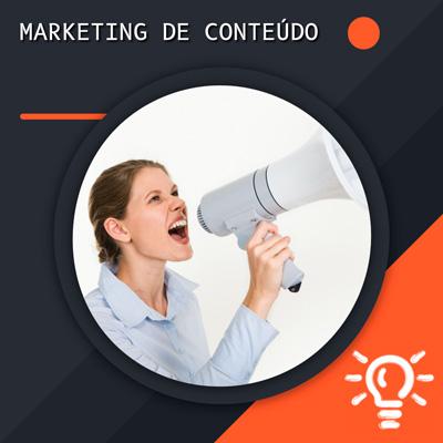 Marketing de conteúdo. Tudo o que você precisa saber.